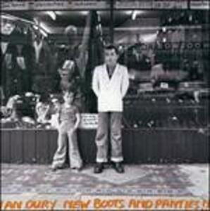 New Boot and Panties! - Vinile LP di Ian Dury