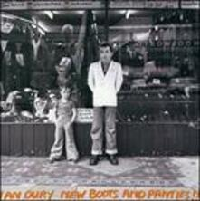 New Boot and Panties! (180 gr.) - Vinile LP di Ian Dury