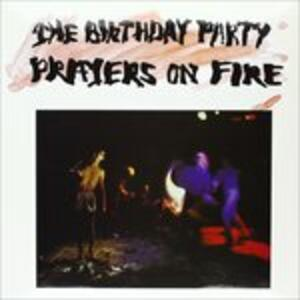 Prayers on Fire - Vinile LP di Birthday Party