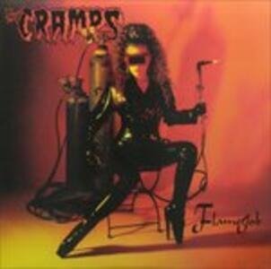 Flamejob - Vinile LP di Cramps