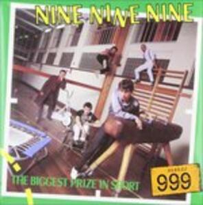 The Biggest Prize in Sport - Vinile LP di 999