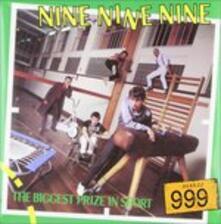 The Biggest Prize in Sport (200 gr.) - Vinile LP di 999