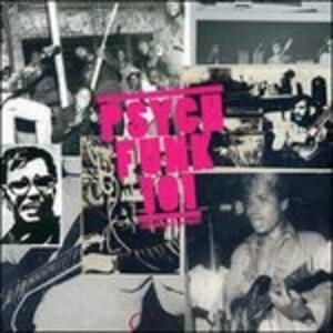 Psych-Funk 101 1968-1975 - Vinile LP