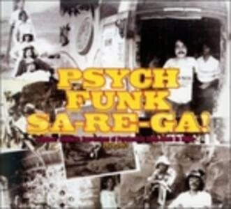Psych Funk Sa-Re-Ga! - Vinile LP