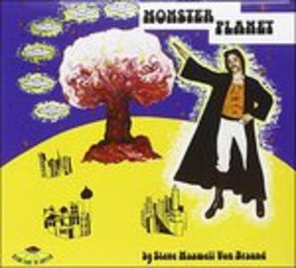 Monster Planet - Vinile LP di Steve Maxwell Von Braund