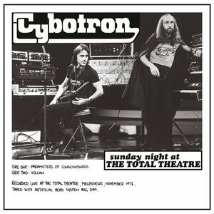 Sunday Night at the Total Theatre - Vinile LP di Cybotron