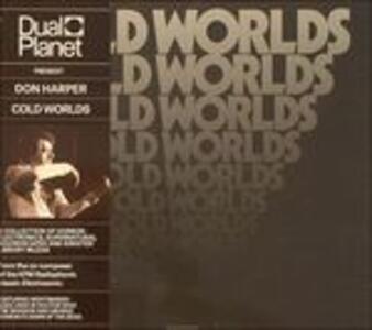 Cold Worlds - Vinile LP di Don Harper
