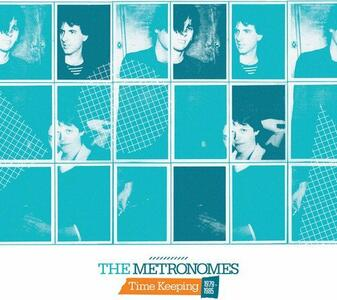 Time Keeping 1979-1985 - Vinile LP di Metronomes