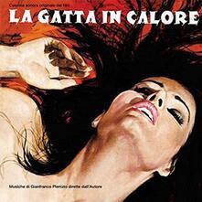 La Gatta in Calore (Colonna sonora) - Vinile LP di Gianfranco Plenizio
