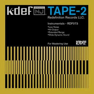 Tape Two - Vinile LP di K-Def