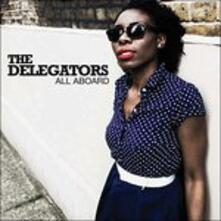 All Aboard - Vinile LP di Delegators
