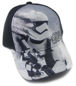 Cappellino Star Wars The Force Awakens. Stormtrooper