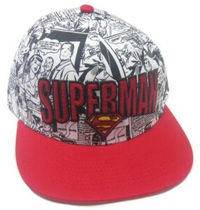 Cappellino DC Originals. Superman All Over Print