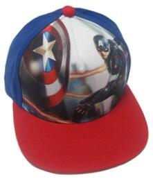 Cappellino Marvel Comics. Capitan America Sublimation (kids)