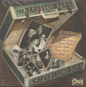 Showcase - Vinile LP di Barnstompers