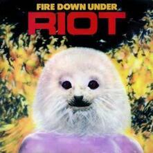 Fire Down Under - CD Audio di Riot