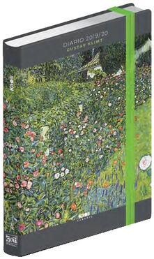 Diario Kaos Classic 2019-2020, 12 mesi, giornaliero Gustav Klimt