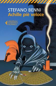 Achille pié veloce - Stefano Benni - copertina