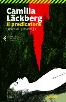 Il predicatore. I delitti di Fjällbacka. Vol. 2 - Camilla Läckberg - copertina