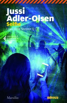 Selfie - Jussi Adler-Olsen - copertina