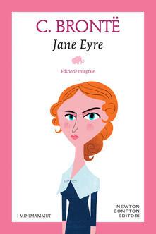 Jane Eyre. Ediz. integrale - Charlotte Brontë - copertina
