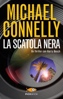 La scatola nera - Michael Connelly - copertina