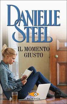 Il momento giusto - Danielle Steel - copertina