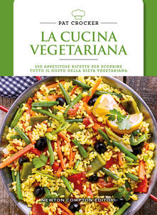 La cucina vegetariana - Pat Crocker - copertina