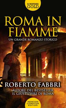 Camfeed.it Roma in fiamme Image