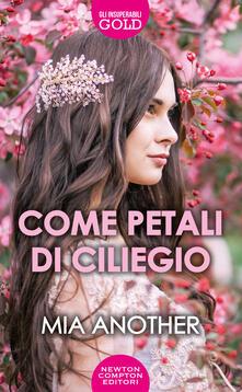 Come petali di ciliegio - Mia Another - copertina