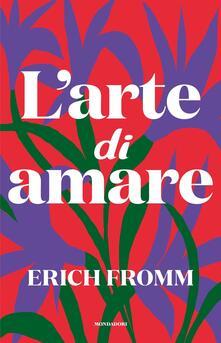 L'arte di amare - Erich Fromm - copertina