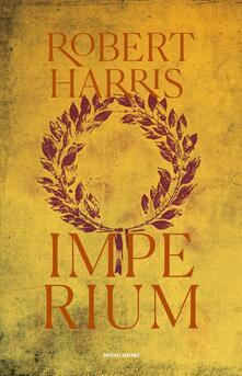 Imperium - Robert Harris - copertina