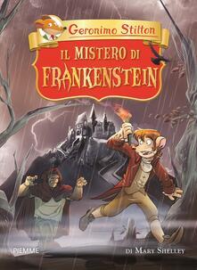 Osteriacasadimare.it Il mistero di Frankenstein di Mary Shelley Image