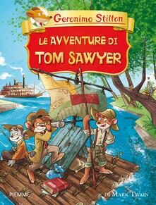 Letterarioprimopiano.it Le avventure di Tom Sawyer di Mark Twain Image
