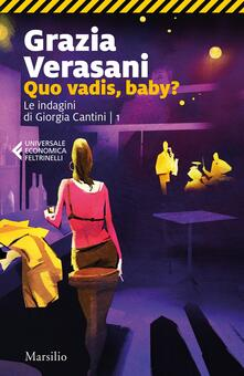 Festivalpatudocanario.es Quo vadis, baby? Image