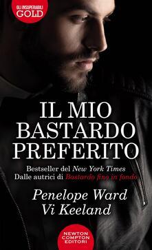 Il mio bastardo preferito - Penelope Ward - copertina