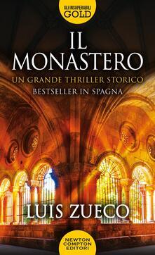 Il monastero - Luis Zueco - copertina