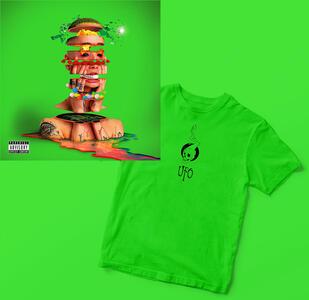 CD Ufo (CD + T-Shirt) (Esclusiva IBS.it) Zoda