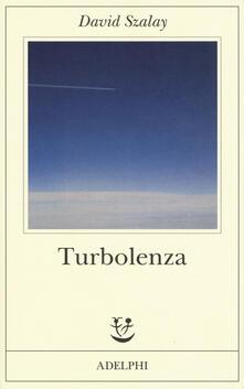 Librisulrazzismo.it Turbolenza. Copia autografata Image