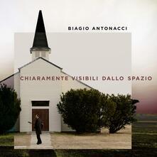 Chiaramente visibili dallo spazio (Deluxe Edition) (Esclusiva IBS.it - CD Copia Autografata) - CD Audio di Biagio Antonacci