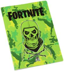 Quaderno maxi A4 Fortnite Skull Trooper. Quadretti piccoli 4 mm