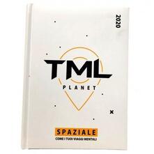 Diario TML 2019-2020 medium Bianco