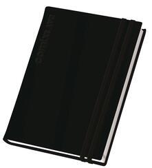 Agenda Comix 2020, 12 mesi, giornaliera large Nero. Con matita - 13x21