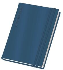 Agenda Comix 2020, 12 mesi, giornaliera large Blu. Con matita - 13x21