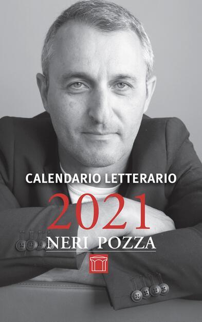 Calendario letterario Neri Pozza 2021   Libro   Neri Pozza   | IBS