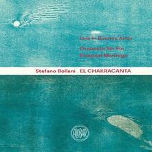 El Chakracanta. Live in Buenos Aires (Copia autografata) - CD Audio di Stefano Bollani