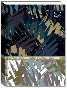 Cartoleria Diario The Double Spring DT 2021-2022, 16 Mesi Standard Brown - 13,6x18,3 cm Seven