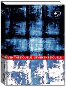 Cartoleria Diario The Double Spring DT 2021-2022, 16 Mesi Pocket Blue Navy - 11,5x15,9 cm Seven
