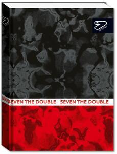 Cartoleria Diario The Double Spring DT 2021-2022, 16 Mesi Pocket Jet Black - 11,5x15,9 cm Seven