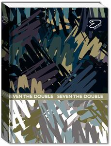 Cartoleria Diario The Double Spring DT 2021-2022, 16 Mesi Pocket Brown - 11,5x15,9 cm Seven